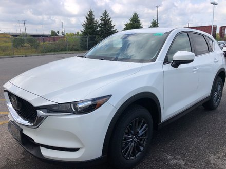 Mazda CX-5 GS AWD at 2019