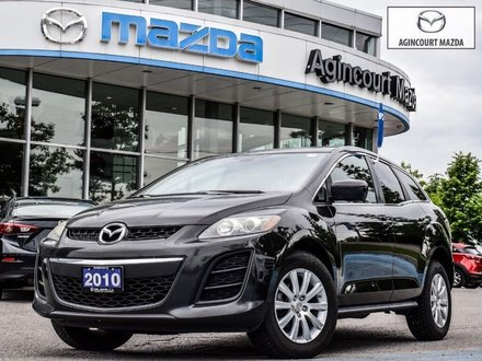 Mazda CX-7 GX   As Is   Leather   Sunroof   Heated Seats 2010