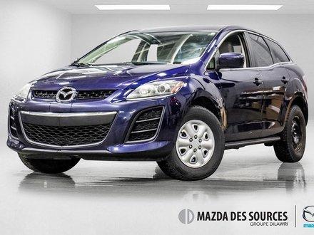 2011 Mazda CX-7 GX FWD GROUPE LUX BLUETOOH