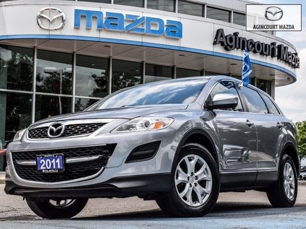 2011 Mazda CX-9 GS AWD   Leather   Sunroof   Heated Seats   Camera
