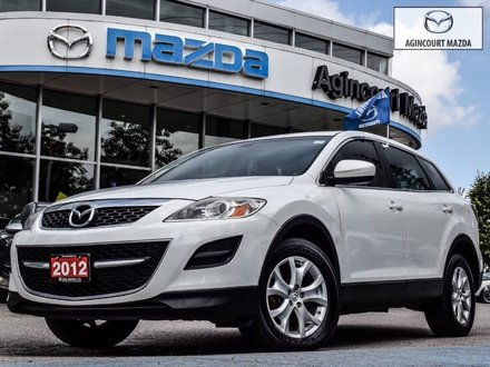 2012 Mazda CX-9 GS AWD   No Accidents   Heated Seats   Bluetooth