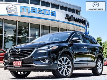 Mazda CX-9 GT   Navi   Sunroof   Bose   Lthr   Rear Cam 2014