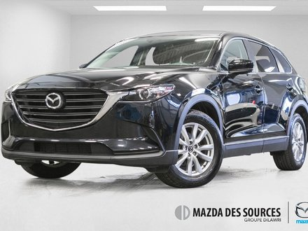 Mazda CX-9 GS FWD Sieges chauffants Camera de recul 2016