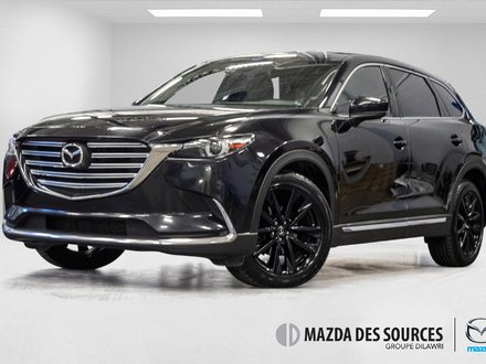 Mazda CX-9 GT AWD Cuir Toit Ouvrants 2016