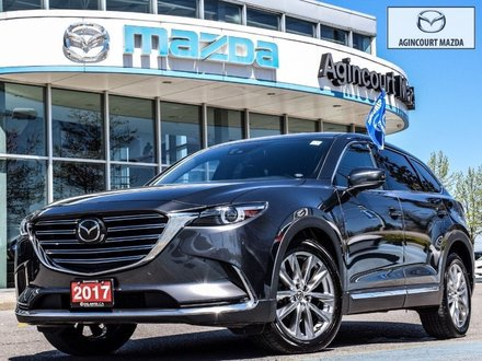 Mazda CX-9 GT Tech   Hitch   Sunroof   Lthr   Navi   Htd Sts 2017