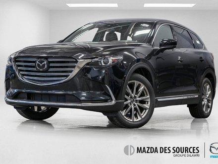 Mazda CX-9 Signature 0%/36M  Entretien/Maintenance Pack Incl. 2018