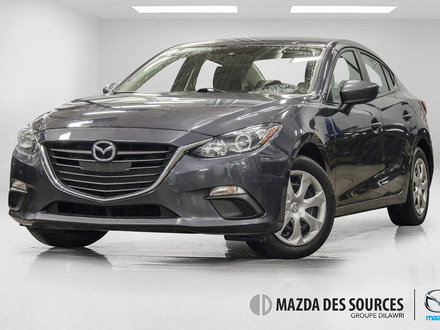 2015 Mazda D4XK85 GX