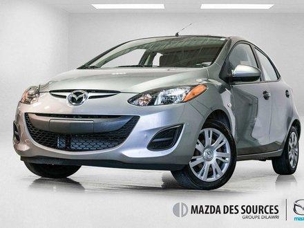 2013 Mazda Mazda2 GX (AUTO) AC  BAS KM