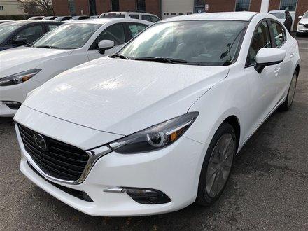 2018 Mazda Mazda3 GT  2.5L 184HP  0% 72 MONTHS FINANCING  WOW