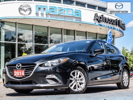 2014  Mazda3 Sport GS-SKY