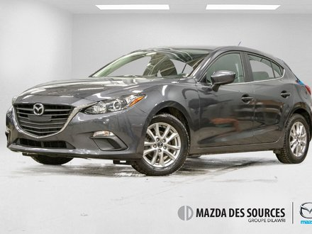 2015 Mazda Mazda3 Sport GS (AUTO) ECRAN TACTILE MAGS