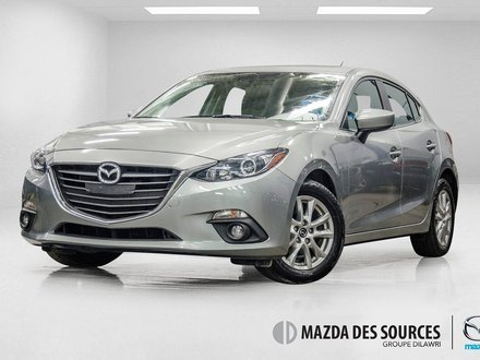 2015 Mazda Mazda3 Sport GS(AUTO) TOIT OUVRANT, SIEGES CHAUFFANT