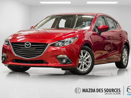 2015 Mazda Mazda3 Sport GS (AUTO) TOIT OUVRANT SIEGES CHAUFFANT