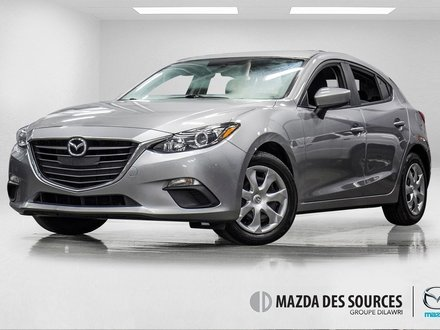 2015 Mazda Mazda3 Sport GX(AUTO) AC BLUETOOTH