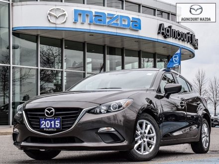 Mazda Mazda3 Sport GS   Htd Sts   Navi   Rear Cam   Bluetooth   Alloy 2015
