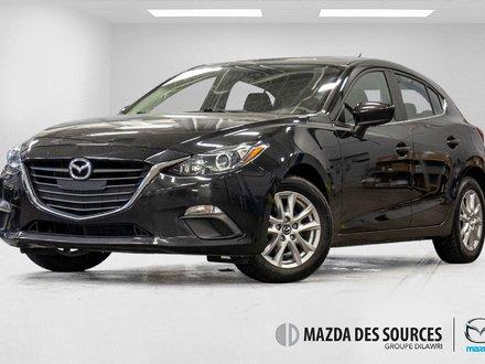 2015 Mazda Mazda3 Sport GS AUTO SIEGES CHAUFFANT