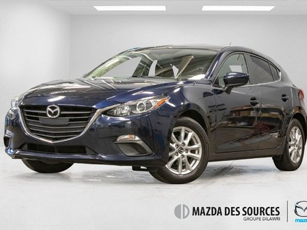 Mazda Mazda3 Sport GS MT SIEGES CHAUFFANT 2015