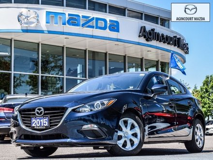 Mazda3 Sport GX   Push Start   Bluetooth   Keyless   A/C 2015