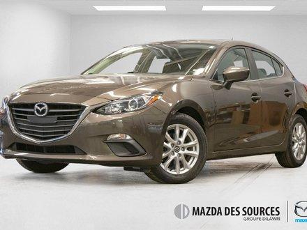 2015  Mazda3 Sport GS Sieges Chauffants Caméra De Recule