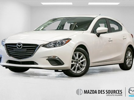 Mazda3 Sport GS M6 SIEGES CHAUFFANT 2015