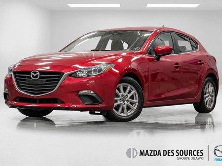 2016 Mazda Mazda3 Sport GS SIEGES CHAUFFANT BLUETOOTH