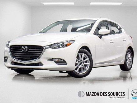 2017 Mazda Mazda3 Sport GS (M6)