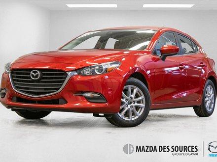2017  Mazda3 Sport GS Sieges Chauffants Rear Camera