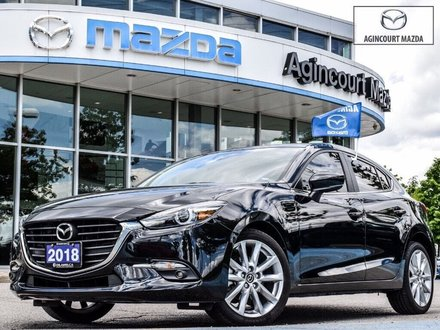 Mazda3 Sport GT   Sunroof   Htd Sts   Tints   Bluetooth 2018