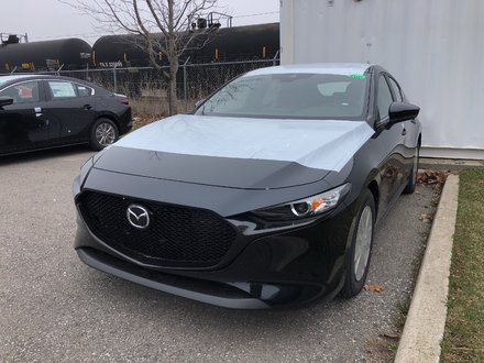 Mazda3 Sport GS at AWD 2019