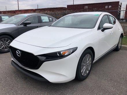 Mazda Mazda3 Sport GX at 2019