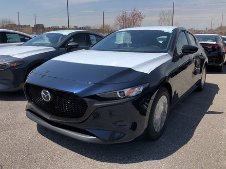 2019 Mazda Mazda3 Sport GS at AWD
