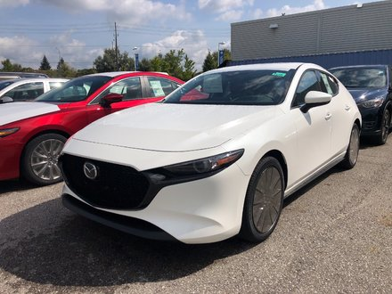 Mazda3 Sport GT at AWD 2020