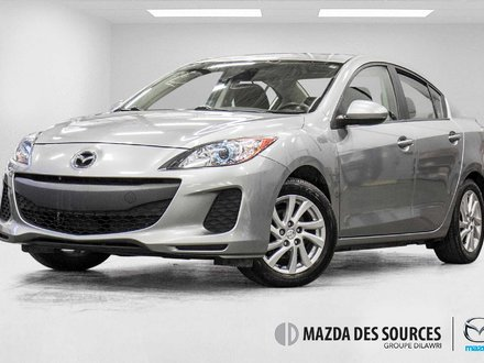 Mazda3 GS-SKY (A6) TOIT OUVRANT 2012