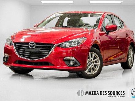 2015 Mazda Mazda3 GS SIEGES CHAUFFANTS TOIT OUVRANT