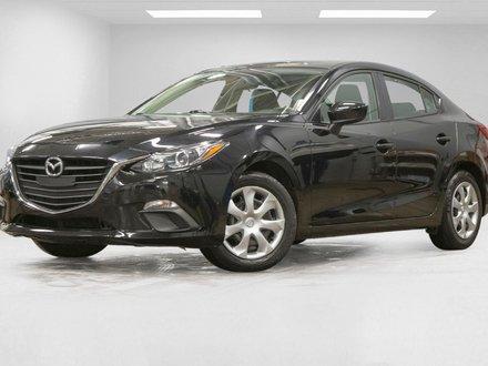 Mazda Mazda3 GX(AUTO) AC Bluetooth 2015