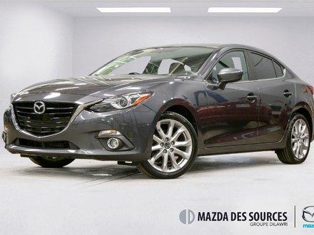 Mazda Mazda3 GT(AUTO) 2015