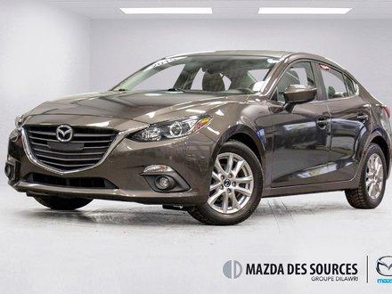 Mazda Mazda3 GS AUTO Toit Ouvrant Sieges Chauffants RearCamera 2015