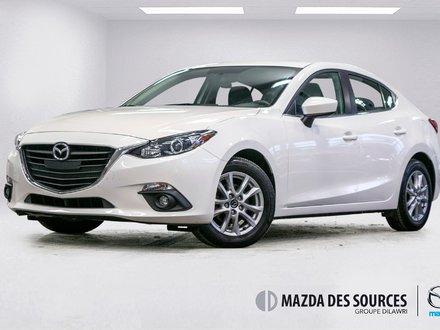 Mazda Mazda3 GS Toit Ouvrant Sieges Chauffants RearViewCamera 2015