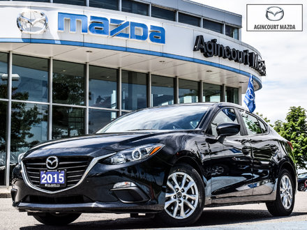 Mazda3 GS   New Tires   Htd Sts   Rear Cam   Bluetooth 2015