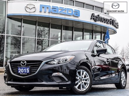 2015  Mazda3 GS   New Tires   Htd Sts   Rear Cam   Bluetooth