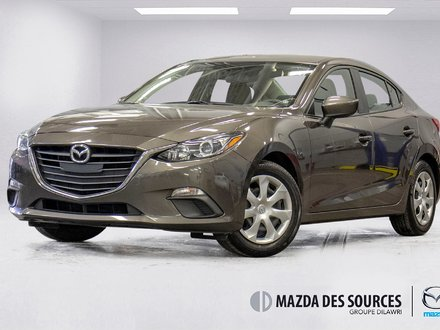 2015 Mazda Mazda3 GX AC AUTO