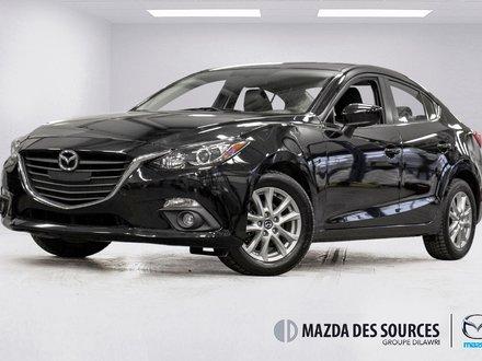 2015 Mazda Mazda3 GS Toit Ouvrant Sieges Chauffants