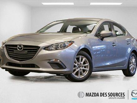 Mazda3 GS AUTO Bluetooth Caméra de recul 2015