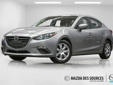 2016 Mazda Mazda3 GX (AUTO) AC MAZDA CONNECT