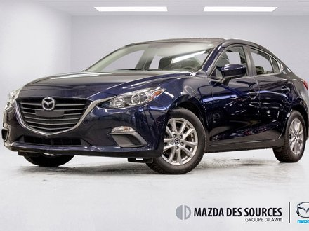 Mazda3 GS SIEGES CHAUFFANT 2016