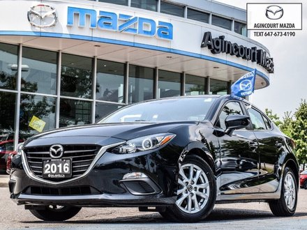 Mazda3 GS   No Accidents   Heated Seats   Rear Camera 2016