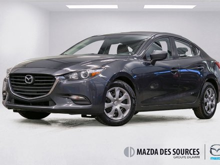 2017 Mazda Mazda3 GX AC Rearview camera Bluetooth