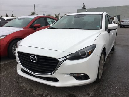 2018  Mazda3 GT 6sp