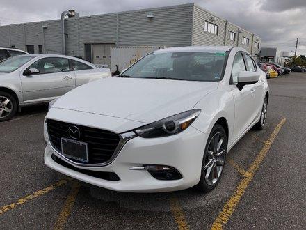 2018  Mazda3 GT at