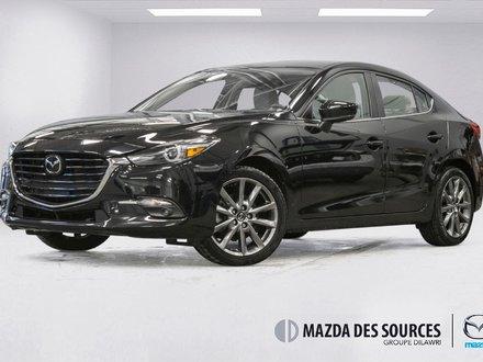 2018 Mazda Mazda3 GT TECH(AUTO) Cuir Navi BAS KM